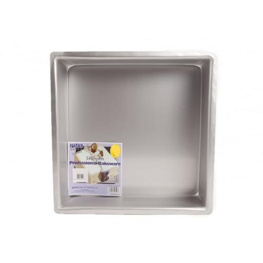 "PME Square Cake Pan (12 x 12 x 4"")"