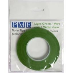PME Light Green Sugar Flower Florist Tape