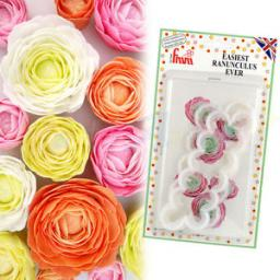 FMM - The Easiest Ranunculus Ever Cutter Set