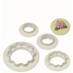 PME Round & Wavy Edge Cutters Set
