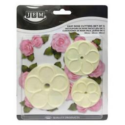JEM Easy Roses Flower Cut Out Cutters