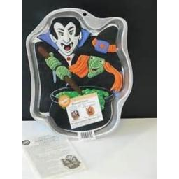 Wilton Monster Party Cake Pan