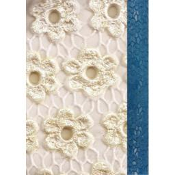 Textured Rolling Pin 24in Teresita