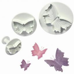 PME Butterfly Plunger Cutter Set