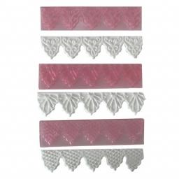 FMM Textured Lace Set 1-4 Piece