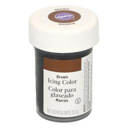 Wilton Brown Icing Colour-28g