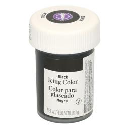 Wilton Black Icing Colour-28g