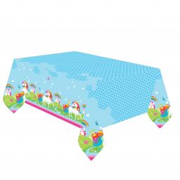 Unicorn Plastic Tablecover 1.2m x 1.8m