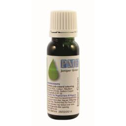 PME 100% Natural Juniper Green Liquid Food Colour 25g