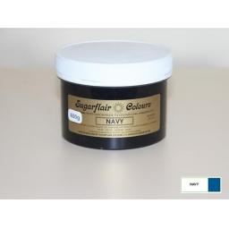 Sugarflair Spectral Paste Navy 400g
