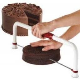 "Wilton Ultimate Cake Leveler 21"" Wide"