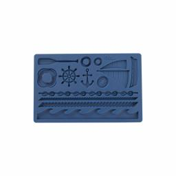 Wilton Nautical Fondant and Gum Paste Mould-Blue