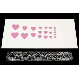Windsor Multi Heart ClikStix Cutter