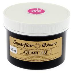 Sugarflair Spectral Paste Autum Leaf 400g