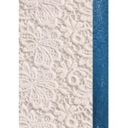 Textured Rolling Pin 24in Astromelia