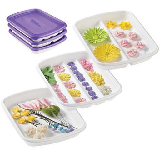 Wilton Form & Save Flower Storage Set