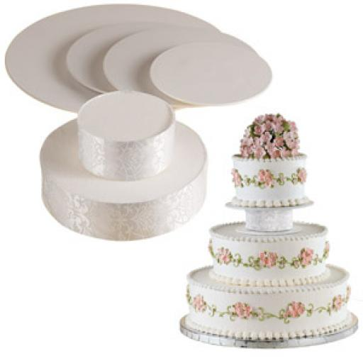 Wilton Tailored Tiers Cake Display Set