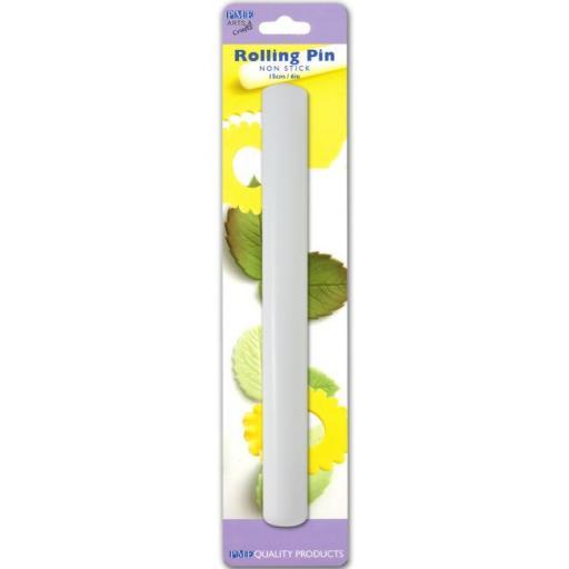 PME Non Stick Polyethylene Rolling Pin 15cm -