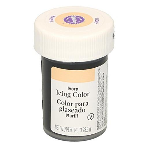Wilton Ivory Icing Colour-28g