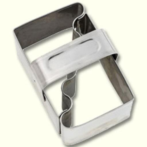 Wilton Brownie Duo Cutter Triangle