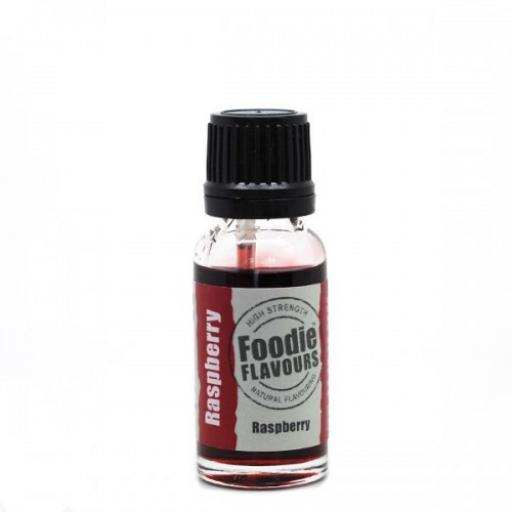 Foodie Flavours Raspberry Natural Flavouring