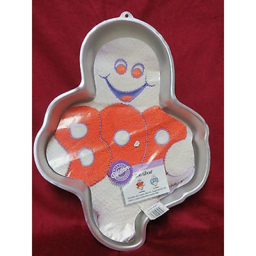 Wilton Boo Ghost Cake Pan