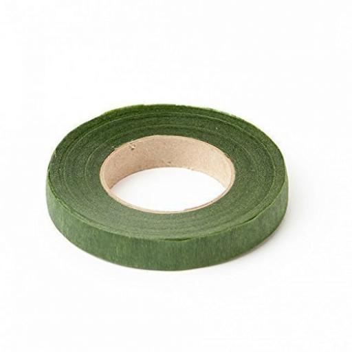 Floral Tape Light Green 1/2 inch 25yds