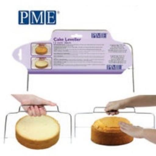 PME Cake Leveler 18 in/46cm