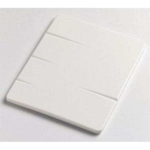 Culpitt White Leaf Veining Board 150 x 125mm