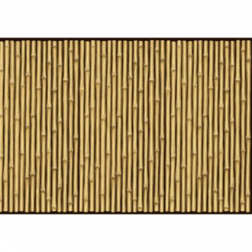 Hawaiian Bamboo Room Scene Setter 1pc 12.19m