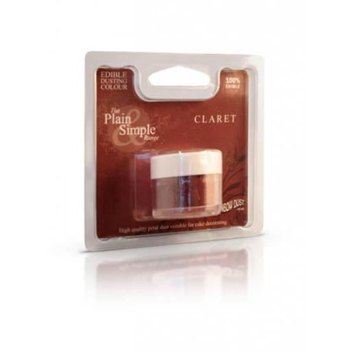 Plain & simple-Claret