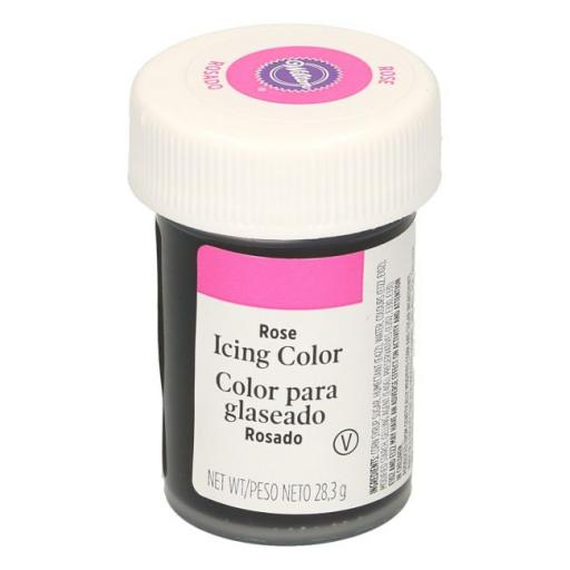 Wilton Rose Icing Colour-28g