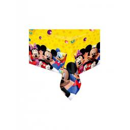 Mickey Mouse Clubhouse Plastic Table Cover 120 x 180 cm
