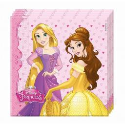 Disney Princesses Paper Napkins 20pcs 2ply
