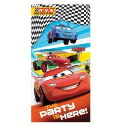 Disney Cars The Part is Here Plastic Door Banner 76x152cm