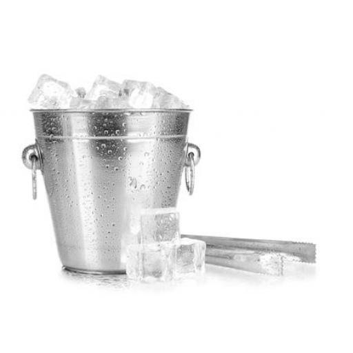 Metal Ice Bucket 14.5 cm