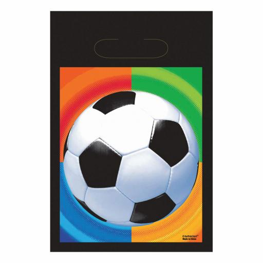 Championship Soccer Loot Bag pack of 8