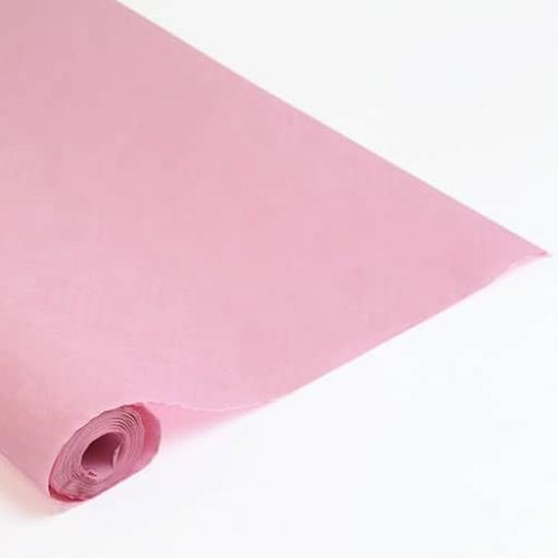 Damask Banqueting Roll 118 x7m Light Pink