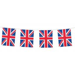 10M Bunting 20 Flag Great Britain Union