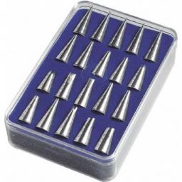 PME 20 Piece Supatube Icing Nozzle / Tube Box Set