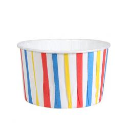 Striped Baking Cups