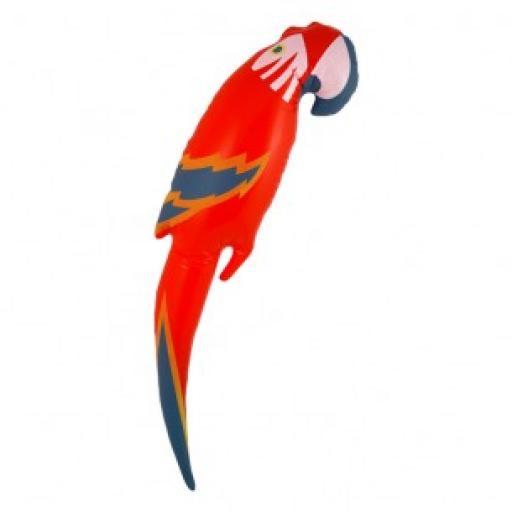 Inflatable Parrot 75cm