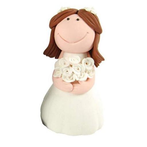 Claydough Bride - Brunette