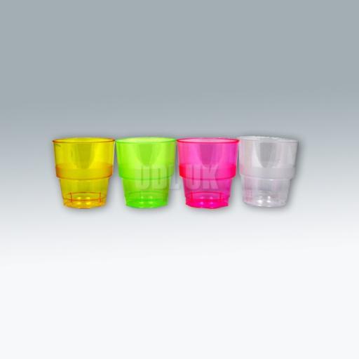 Neon Crystals Tumblers 25pcs