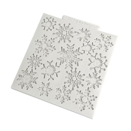 Katy Sue Snowflake Moulds