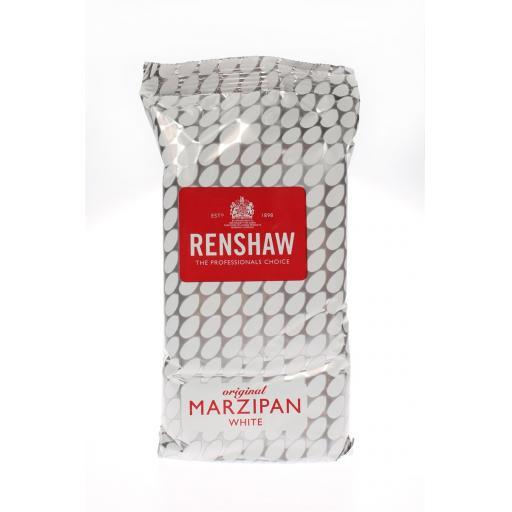 Renshaw - Original Marzipan - White Rencol- 6 x 500g