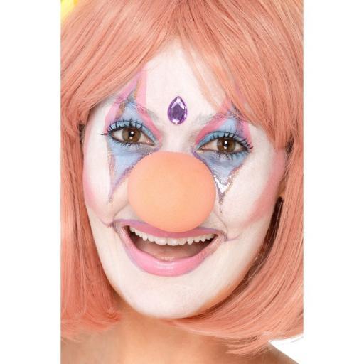 Clown Nose, Pink