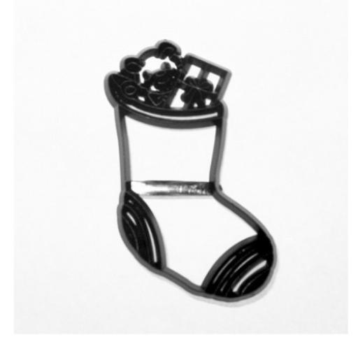 Christmas Stocking Cutters