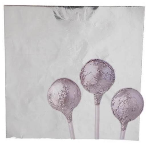 Wilton Silver Foil Wrap