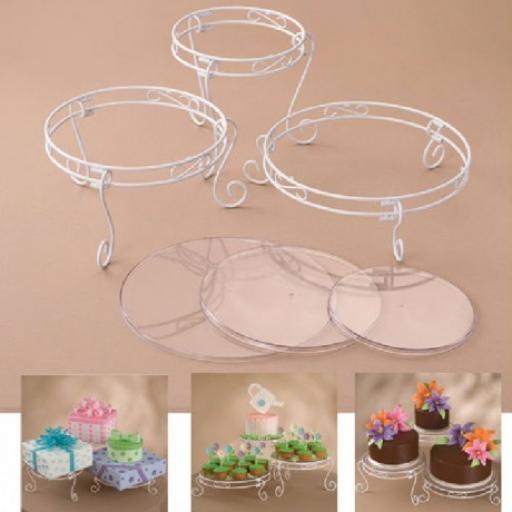 Wilton Cakes & Treats Display Set